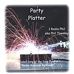 1 Radio Phil (AKA Phil Townley) Party Platter