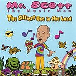 Mr. Scott 'The Music Man' The Silliest One In The Land