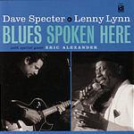 Dave Specter Blues Spoken Here