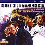 Buddy Rich Play Selections From West Side Story