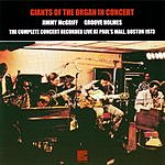 Jimmy McGriff Giants Of The Organ In Concert