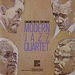 The Modern Jazz Quartet Longing For The Continent