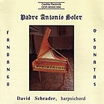 David Schrader Fandango And Sonatas For Harpsichord