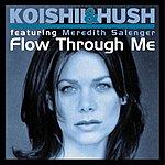 Koishii & Hush Flow Through Me (Single)