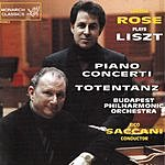 Jerome Rose Jerome Rose Plays Liszt Concerti