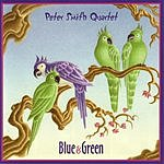 Peter Smith Blue & Green