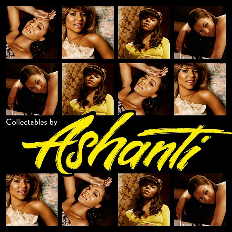 Cover Art: Collectables By Ashanti (Edited)