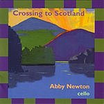 Abby Newton Crossing To Scotland