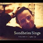 Stephen Sondheim Sondheim Sings - Vol.1 (1962-72)