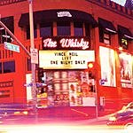 Vince Neil Live At The Whisky - One Night Only