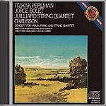 Itzhak Perlman Concerto In D Major For Violin, Piano And String Quartet, Op.21
