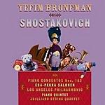 Yefim Bronfman Piano Concertos Nos. 1 & 2/Piano Quintet