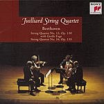 Juilliard String Quartet String Quartets No.13 & 16