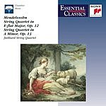 Juilliard String Quartet String Quartets Nos. 1 & 2