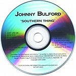 Johnny Bulford Southern Thing