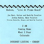 Joshua Hudson Live At Pismo Beach