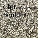 Cliff Boulder Taken For Granite