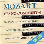 Richard Goode Piano Concertos Nos.17 & 23