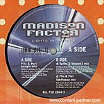 Madison Factor Lights In Motion (Maxi-Single)