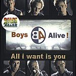 Boys Alive All I Want Is You (Maxi-Single)