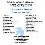 Janet Allyn Children's Express - Children's Collections Vol.1: Preschool