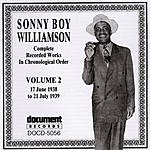Sonny Boy Williamson Complete Recorded Works, Vol.2 (1938-1939)