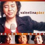 Valentina Páez Rojos Y Ocres