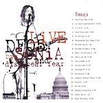 Sonia & Disappear Fear DF 05 Live