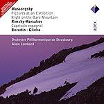 Alain Lombard Pictures & Night On The Bare Mountain/Capriccio Espagnol/Polovtsian Dances/Russlan Overture