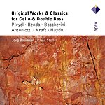 Jörg Baumann Classics For Cello & Double Bass/Original Works For Cello & Double Bass
