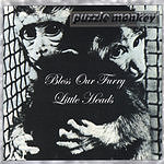 Puzzle Monkey Bless Our Furry Little Heads