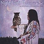 Stephen Standing Owl Night Flight ll (Return Of The Owl)