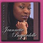 Jeannette Bayardelle Praise Report