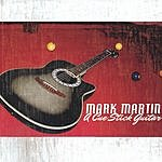 Mark Martin A Cue Stick Guitar