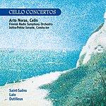 Arto Noras Cello Concertos