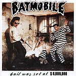 Batmobile Bail Was Set At $6,000,000