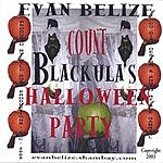 Evan Belize Count Blackula's Halloween Party