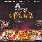 The 4 Cloz Project Back In The Streetz, Vol.1 (Parental Advisory)