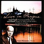 Ivan Moravec Live In Prague