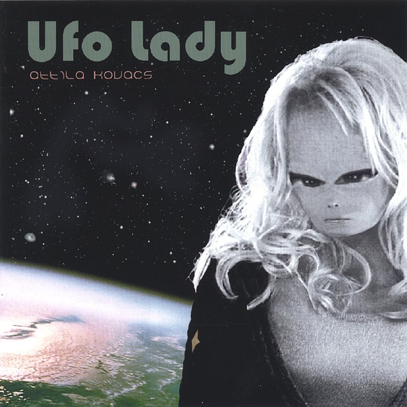 Cover Art: UFO Lady