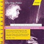 Elly Ney Piano Concerto/Quartet in E Flat Major