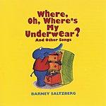 Barney Saltzberg Where, Oh, Where's My Underwear?
