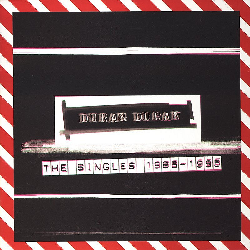 Cover Art: The Singles Box 1986-1995