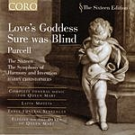 The Sixteen Love's Goddess Sure Was Blind