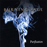 Burning Sage Purification