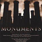Peter Blauvelt Monuments: Music Of Peter Blauvelt