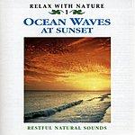 Natural Sounds Ocean Waves At Sunset