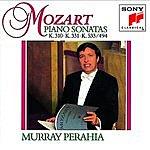 Murray Perahia Piano Sonatas K.310, K.331 & K.533/494