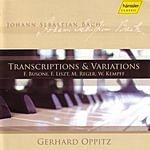 Gerhard Oppitz Transcriptions & Variations