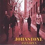 JohnStone Eyes Open